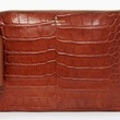 Madison Ave. 2 Park Avenue exotic large bella pouch