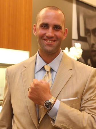 Matt Schaub David Yurman party, June 2012, Matt Schaub