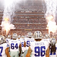 Dallas Cowboys at AT&T Stadium