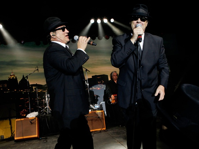 News_Blues Brothers_Jim Belushi Dan Aykroyd