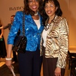 6 Dr. Kelly Coleman, left, and Cynthia Coleman at Dress for Dinner March 2014