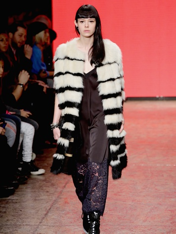 Fashion Week fall 2014 collections Donna Karan DKNY February 2014