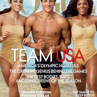 Olympics 2012 fashion, Vogue, Hope Solo, Ryan Lochte, Serena Williams