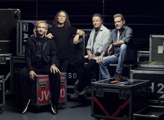 "The Eagles in concert ""History Of The Eagles Tour"""