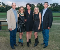 News, Shelby, Nature Conservancy gala, Oct. 2015, David Pruner, Alie Pruner, Laura Huffman, Dee Boswell, Jeff Boswell