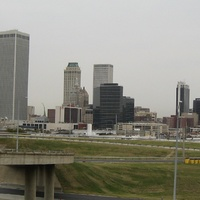 Downtown Tulsa