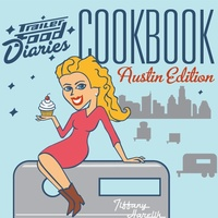 Austin Photo Set: News_Tiffany Harelik_christmas gift_Dec 2011_cookbook