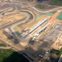 Austin Photo: Kevin_Formula 1 fan fest_August 2012_track aerial