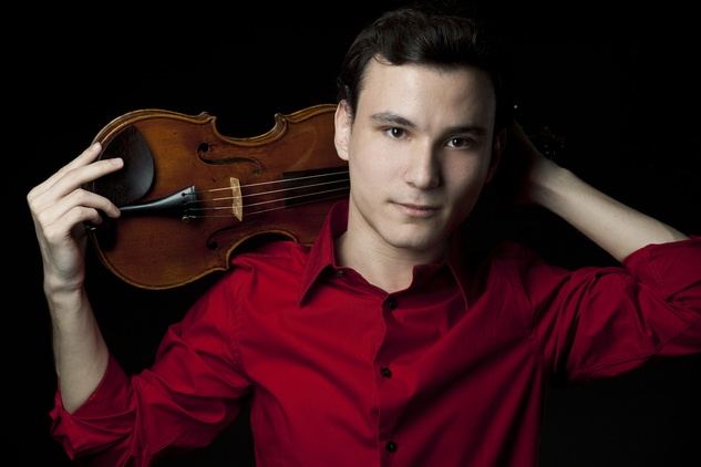 Nadir Khashimov Ima Hogg Houston Symphony competition