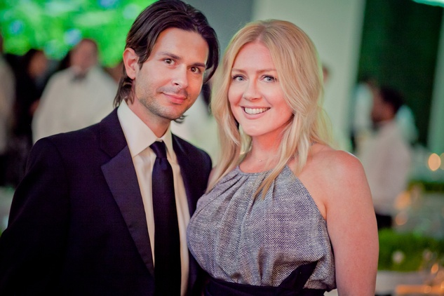 21 Hunter Martin and Caroline Starry LeBlanc at the CAMH Gala March 2015
