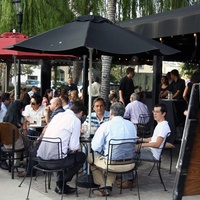 tasting room uptown park patio