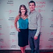 Chelsea and Mith Rothe at JulieBeth handbag show at Americas