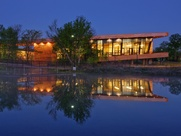 Trinity River Audubon Center in Dallas