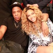 Jay Z and Beyonce together