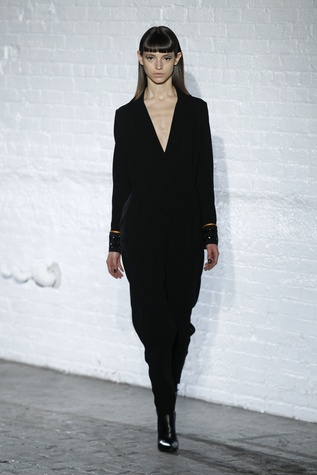 Yigal Azrouel fall 2015 collection