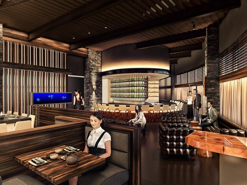 Slideshow houston gets a new restaurant with nobu power