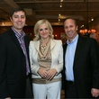 Andrew Ball, Vicki White, Sean Gioffre, Anteks holiday party