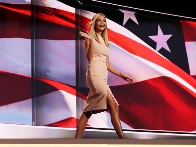 Ivanka Trump dress at Republican convention