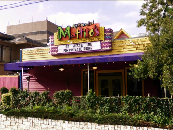 Mato S Restaurant Leaves Uptown Dallas Digs For Odd Spot In Centrum Culturemap