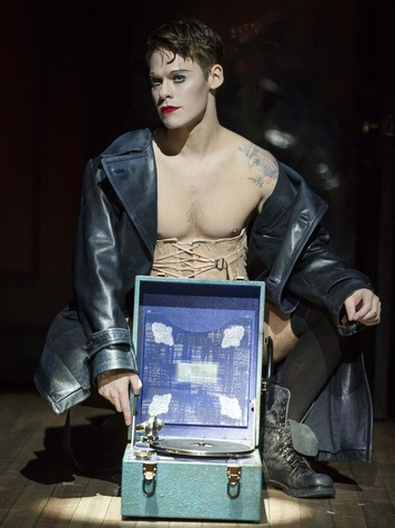 Randy Harrison in Cabaret
