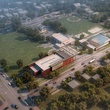 9, Emancipation Park, rendering