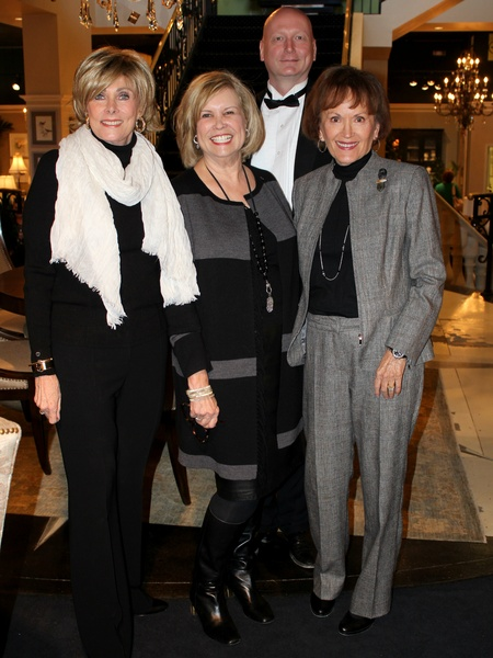 Beautiful Charlene Boyton, Kathy Adams, Butler, Barbara Vaughn, Kathy Adams Furniture  Downton Tea