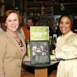 HAA's BVA director Nyala Wright and Terri Golas at Sorrell Urban Bistro