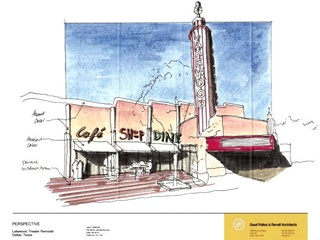 Lakewood Theater rendering