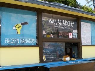 Austin Photo Set: News_Tiffany Harelik_Trailer food_Bananarchy_September 2011_banarchy