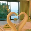 Jane Howze Phuket Thailand December 2013 The towel sculptures amazed us. Different ones every day