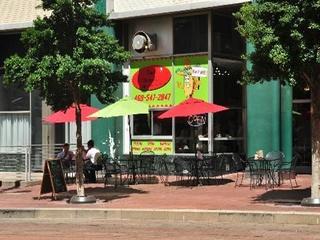 Taco Borracho in downtown Dallas