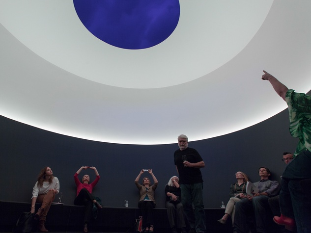 James Turrell Skyspace 1776