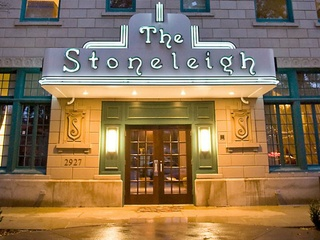 Stoneleigh Hotel in Dallas