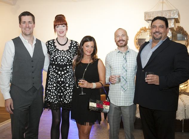 John Angell, Kacie Carter Angell, Lauren Brown, Tony Rios, Aaron Marlowe, Uber