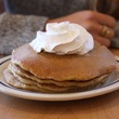 IHOP pumpkin praline pancakes October 2014