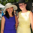 Texas Children's Hospital Polo Classic, Hats & Horses, September 2012, Christy Hsieh, Jennifer Heath
