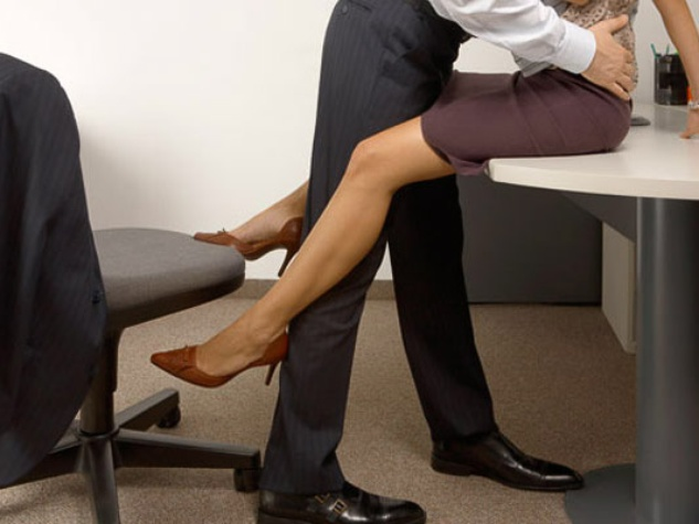 Having Sex At Work Video 77