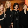 Haley Anderson, Meredith Counce, Gene Jones, Ruth Altshuler, Charlotte Jones Anderson, echelon gala