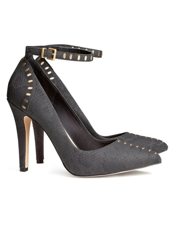 H&M Pumps with Studs