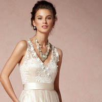 c, Catherine Deane for BHLDN Wedding Gowns