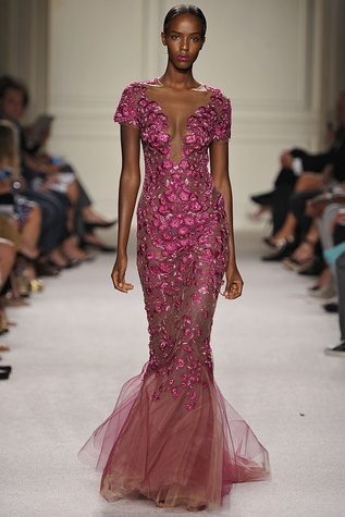 Marchesa spring 2016 collection look 17