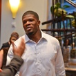 Matt Schaub's foundation dinner April 2013 Andre Johnson