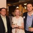 Neil Martin, from left, Jen Porter and Brad Porter at the PALS event June 2014