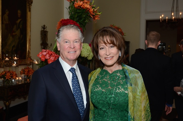 New, Shelby, Communities in School gala, April 2015, Steve and Janiece Lasher