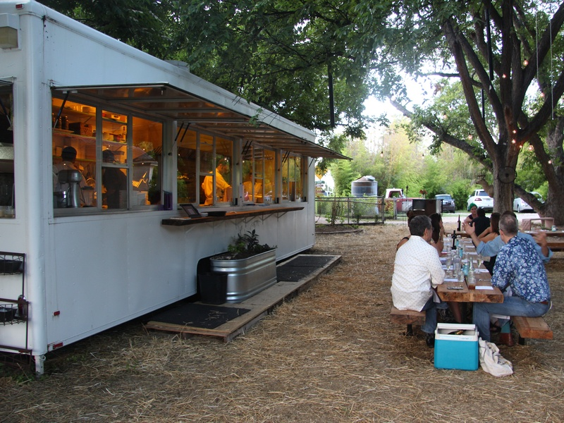 Slideshow East Austin oasis named one of the best outdoor dining