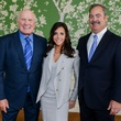 News, Shelby, Terry Bradshaw luncheon, Sept. 2014, Terry Bradshaw, Hannah McNair, Cal McNair
