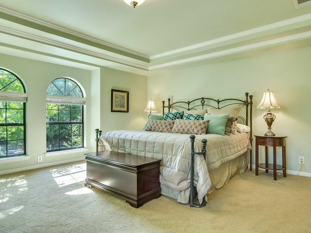 4407 Canyonside Austin home for sale bedroom