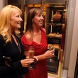 Krista Tankersley and Heather Hunt shop at the Alley Theatre event at the Gucci Houston store