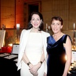 Susie Criner, left, and Page Kempner at the Da Camera Gala April 2014