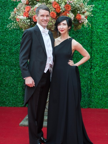 Houston, Houston grand opera ball, April 2017, Carrie Brandsberg-Dahl, Sverre Brandsberg-Dahl